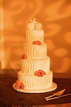Fall cake. Vanilla Bake Shop.