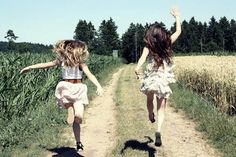 True Friendship isn't about being inseparable; it's being separated and nothing changes.