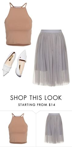 """""""Crystal Keffler STS"""" by sabbtenn on Polyvore featuring NLY Trend and Rupert Sanderson"""