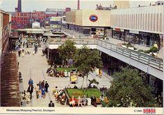 Stockport Merseyway 1970's