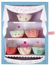 Meri Meri Cupcake Kits Cake Shop Petite  Mini ** You can find more details by visiting the image link.-It is an affiliate link to Amazon. #Kitchen