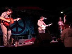 Hillbilly Music by Grandpa's Cough Medicine (live at Magnolia Fest 2011)