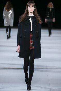 Saint Laurent F/W 2014, Paris Fashion Week