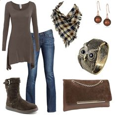 20 Fall Fashion Outfit Ideas