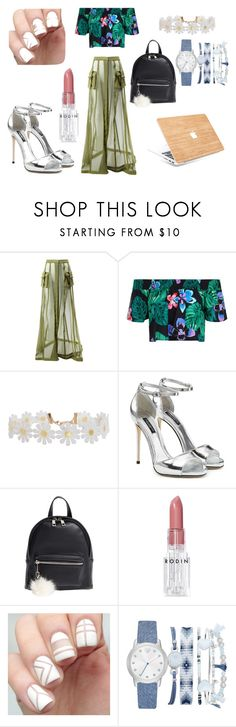 """Back to Nature"" by fitrialiya on Polyvore featuring Balmain, New Look, Humble Chic, Dolce&Gabbana, BP., Rodin and A.X.N.Y."