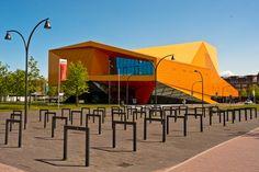 Theater Agora, Lelystad (Ben van Berkel, 2007)