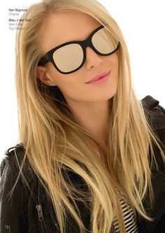 Chanel sunglasses with mirrored lens, fotoshoot Gentselect