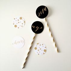 Free Printable New Years Eve Party Decorations