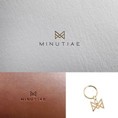 Design #962 by creativeli | Logo for luxury leather goods brand: