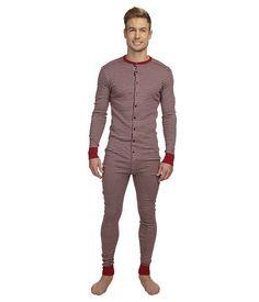 2(X)IST Tartan Union Suit