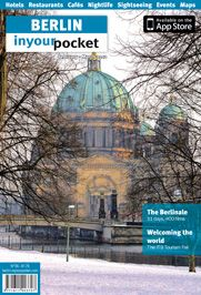 Berlin In Your Pocket city guide