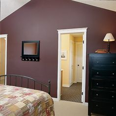 Dinning Room On Pinterest Plum Paint Benjamin Moore And
