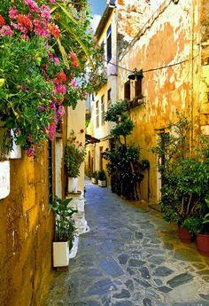 Isla de Chania Grecia