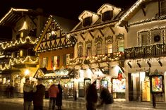 Leavenworth, because I've only ever passed through, maybe stopped for food.