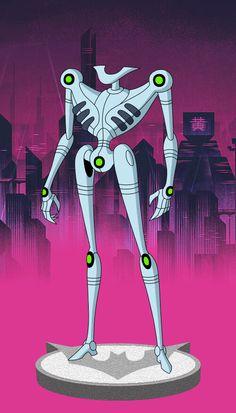 Stock Character, Character Art, Comic Books Art, Comic Art, Return Of The Joker, Wonder Twins, The New Batman, Hq Dc, Justice League Unlimited