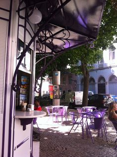 Quiosque de Refrescos-Lisbon