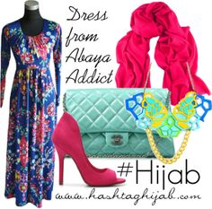 Hashtag Hijab Outfit #216