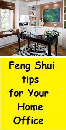 When working from a home office, it presents two challenges.  Effectively separating business and home life and the lack of social interaction that you would normally have working in an office with others.  Working from home can also bring numerous benefits to your lifestyle.  Feng  can help you make the most of it.  You can learn how to apply the philosophy of feng shui to make your space an inspiring environment for work.