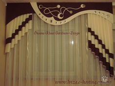 одноклассники Curtains And Draperies, Home Curtains, Valance, Curtain Box, Rideaux Design, Drapery Designs, Pelmets, Bay Window, Window Treatments