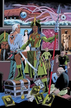 The League of Extraordinary Gentlemen: Nemo Free Books To Read, Free Books Online, Good Books, Spiderman, Batman, Tony Stark, Black Widow, Harley Quinn, Captain America