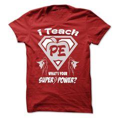 Awesome Tee for PE Teacher T Shirt, Hoodie, Sweatshirt