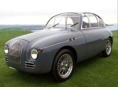 1949 Fiat Topolino 750 Panoramica Berlinetta Mille Miglia Zagato