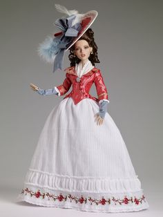 My Afternoon Stroll - Web Exclusive!, 2014 Deja Vu Collection - Tonner Doll Company