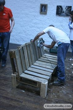 clever bench and it's inexpensive
