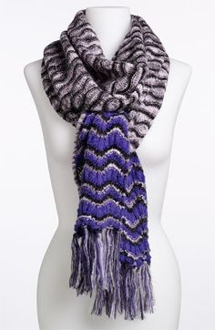 Missoni Scarf available at #Nordstrom