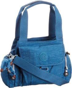 Kipling Women's Fairfax Handbag Mitchell Blue K13655527,£48.30