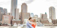 Boston Seaport Engagement   Boston Wedding Photographer - Sarah Jayne Photography