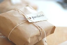 winterfellis: brown paper packages by jules:stonesoup on Flickr.