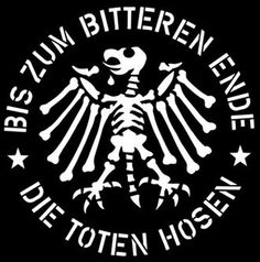 Bis zum bitteren Ende - Die Toten Hosen