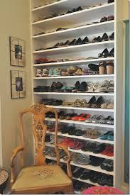 Linen Depot Direct Plastic Shoe Rack Reviews Wayfair Closet & Shoe Rack For 100 Pairs Of Shoes | Cosmecol