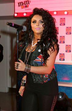 Jesy Nelson Photo - M's Union Jack - Launch By Little Mix