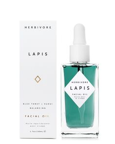 $72 Herbivore Botanicals: Lapis Facial Oil (formulated for combination, oily and blemish-prone skin)