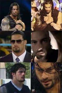 1 & only Roman Reigns