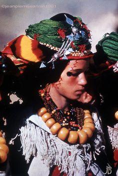 Africa | Morocco, 1981. ©  Jean-Pierre Jeannin.  #People of #Morocco - Maroc Désert Expérience tours http://www.marocdesertexperience.com
