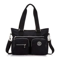 JINQIAOER Brand Nylon Bag Large Capacity Women Shoulder Bag Waterproof Handbag Female Casual Tote Fashion Crossbody Bag For Lady