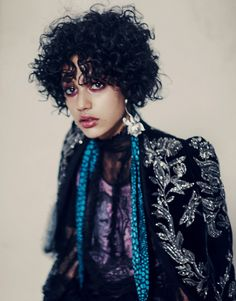 Damaris Goddrie by Drew Jarrett for Porter Magazine Fall 2016