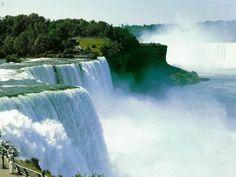Niagara Falls. Yes, please!