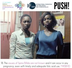 The causes of Spina Bifida are not known and it can occur in any pregnancy, even with timely and adequate folic acid use. Global Awareness, Folic Acid, Pregnancy, Pregnancy Planning Resources, Conceiving