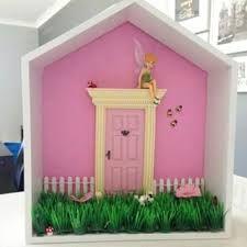 Image result for fairy door shadow box
