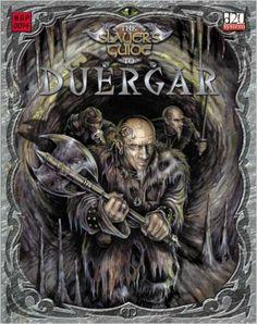 The Slayer's Guide To Duergar: Sandrine Thirache, Anne Stokes: 9781903980569: Amazon.com: Books