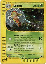 Pokemon E Skyridge - Ledian Holofoil $18.75-$25.00