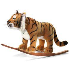 Radjah Riding Tiger by Steiff
