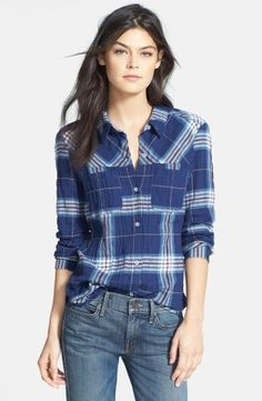 Ace Delivery Plaid Shirt | Nordstrom, How would you style this? http://keep.com/ace-delivery-plaid-shirt-no-by-corri-mcfadden/k/1YCpj8ABKx/
