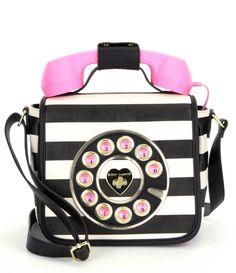 2c1dfc663c Betsey Johnson Phone Cross-Body Bag Betsey Johnson Phone Purse