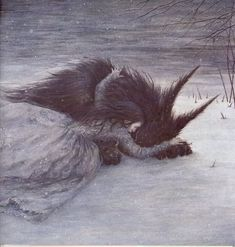 "Max Eilenberg ""Beauty and the Beast"" – Illustrated by Angela Barrett."