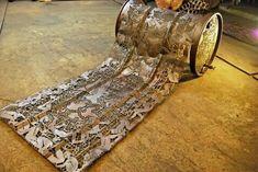 lace - like welding!